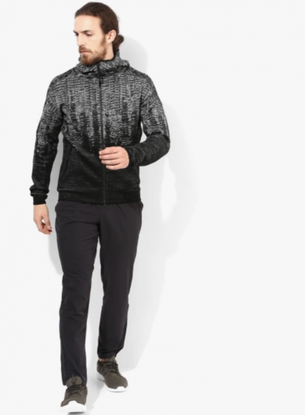 Printed Adidas Sweatshirt