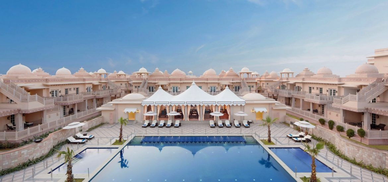 5 Majestic Destination Wedding Venues Near Delhi NCR