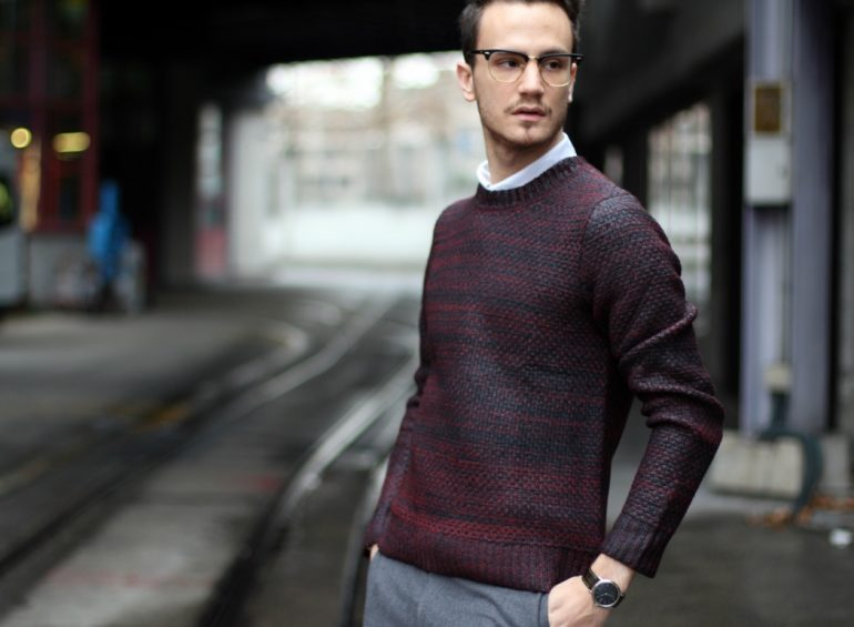 10 Men's Pullover Styles Trending This Winter