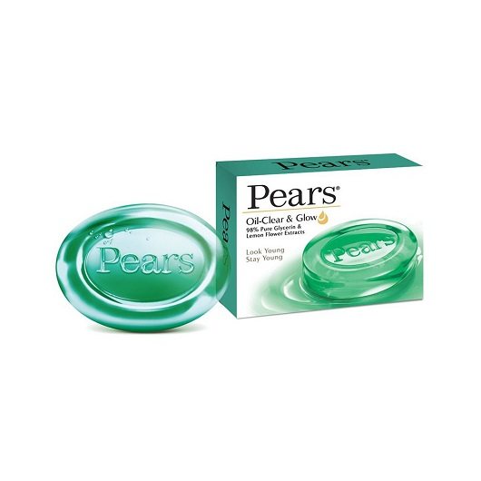 Pears Oil-Clear & Glow