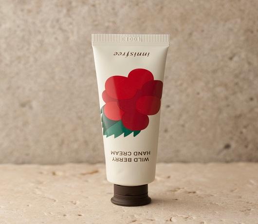 Innisfree Jeju Life Perfumed Hand Cream - Sunshine Wildberry