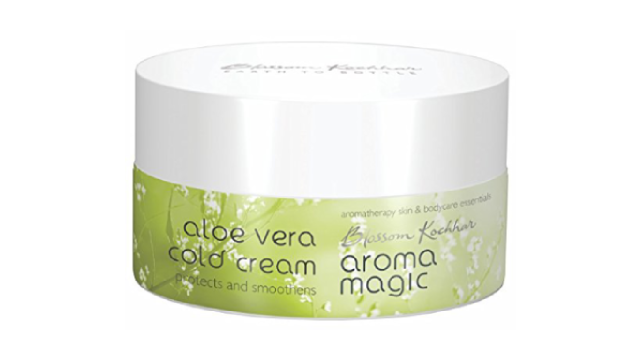 Aloe Vera Cold Cream By Aroma Magic