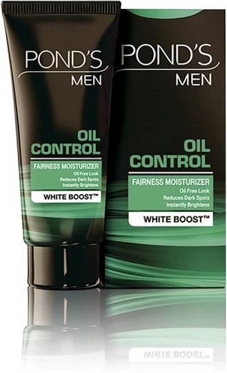 Ponds Men's Oil Control Fairness Moisturizer