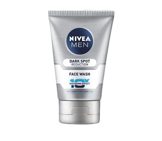 Nivea Men-Advanced Whitening Dark Spot Reduction 10-In-1 Face Wash