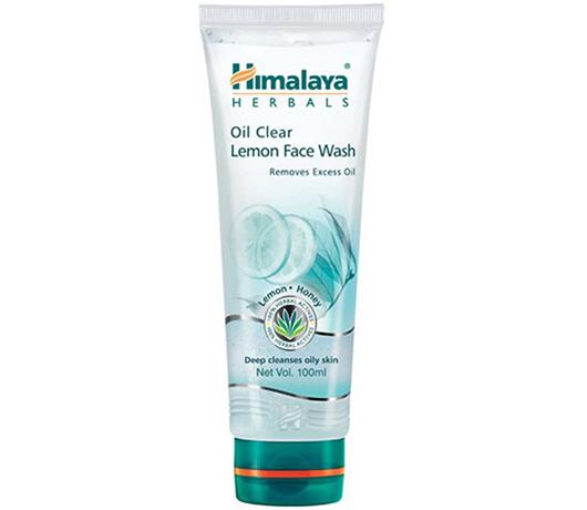 Himalaya Herbals Oil Clear Lemon Face Wash