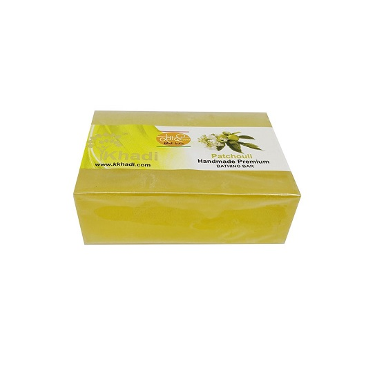 Khadi Cinnamon Pitchouli Soap