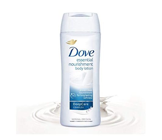 Dove-essential-nourishment-body-lotion