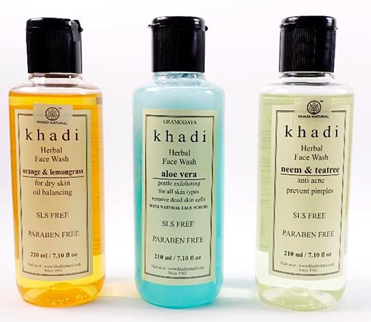 Khadi-Herbal-Face-Wash