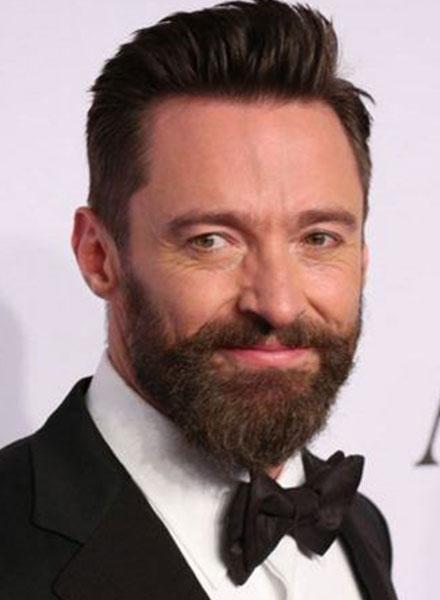 Full Goatee Beard