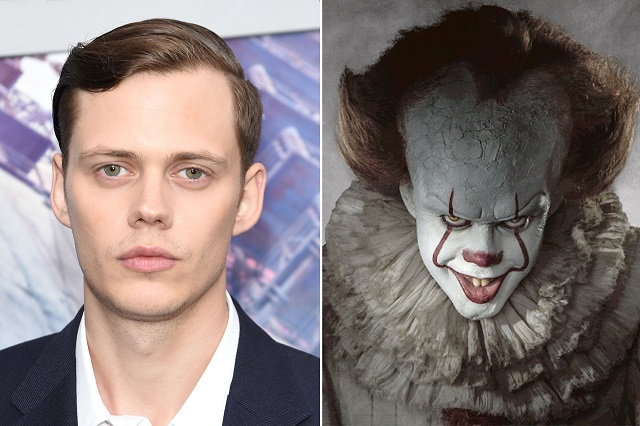 Bill Skarsgard as It